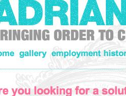 AdrianConstantyn.com Personal Website