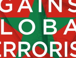 Council On Global Terrorism Book Cover Concepts