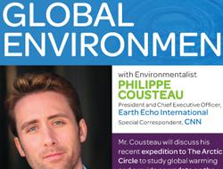 A&AA Global Environmental Issues Invitation