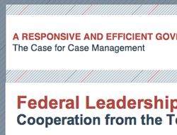 Government Executive Leadership Series Email Template