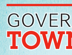 Government Executive Town Hall Series Print Ad