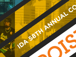 International Downtown Association Minneapolis Conference Brochure Cover