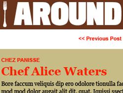 The Atlantic Food & Travel Channel Verticals