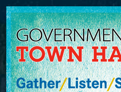 Government Executive Town Hall Series Email Template